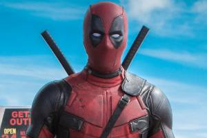 Deadpool screened as part of the eclectic line-up at Alpine View Retirement Village's Roxy Cinema late last year.