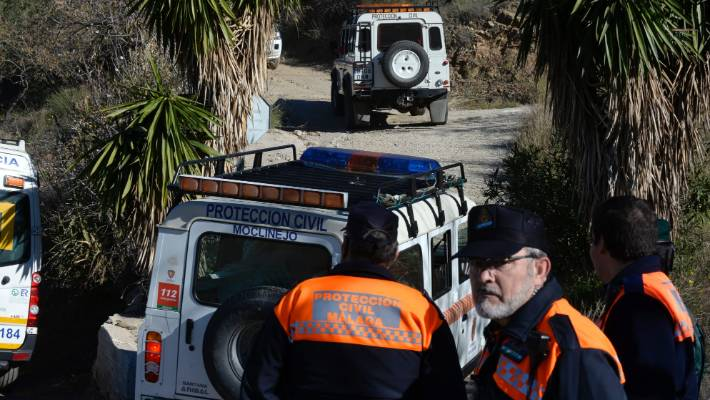 Missing toddler's hair found in 100m borehole in Spanish search