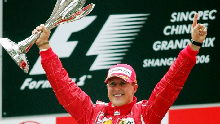 Mick Schumacher, son of Michael, signs deal with the Ferrari
