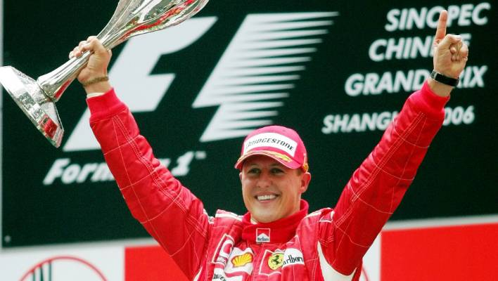 Michael Schumacher documentary to be released in December