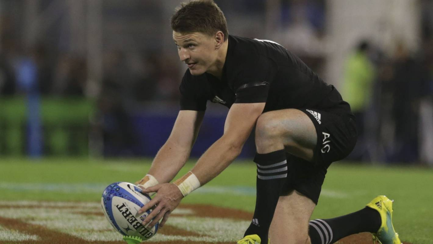 Has All Blacks No 10 Beauden Barrett tamed his goalkicking demons?