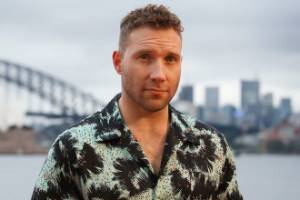 """Australian actor Jai Courtney describes working on the New Zealand-shot Spartacus: Blood and Sand as a """"special experience""""."""
