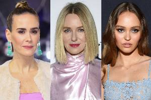 We're bowing down to Sarah Paulson this week, while Naomi Watts needs new fabric and Lily-Rose Depp needs a whole new dress.