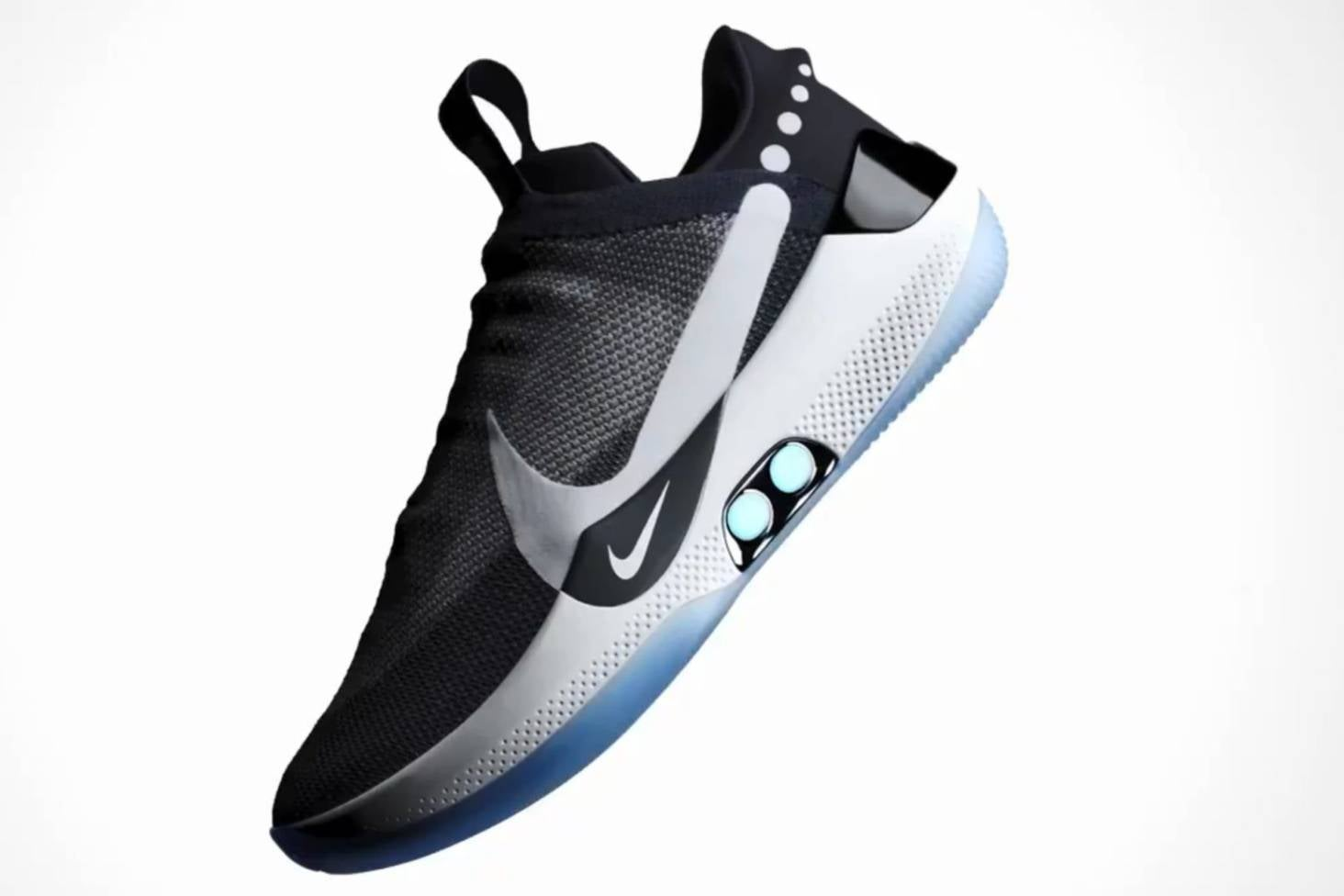 official photos 13198 0c16b Nike reveals self-lacing sneakers you can control with your smartphone    Stuff.co.nz