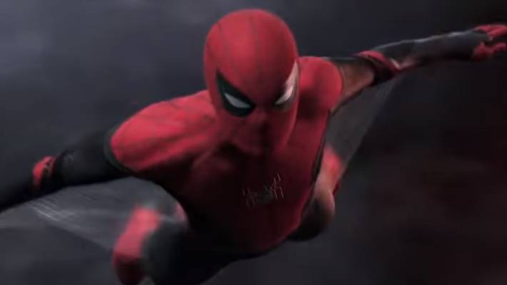 'Spider-Man: Far From Home' trailer released