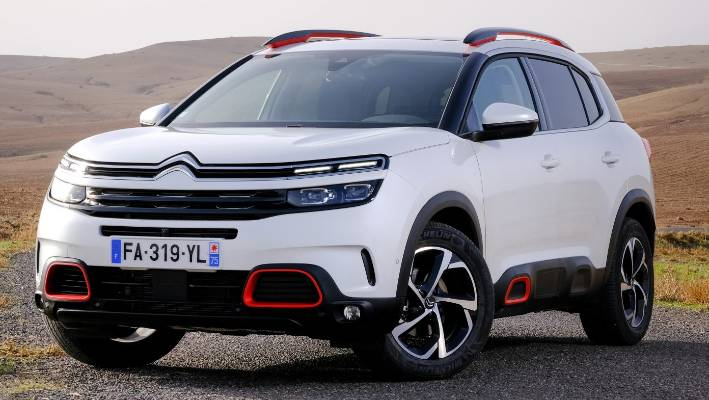 new citroen c5 aircross suv mid sized french suv conti talk. Black Bedroom Furniture Sets. Home Design Ideas