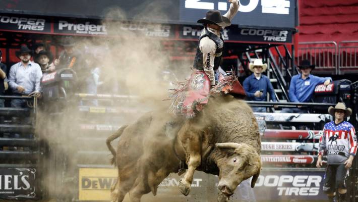 Professional Bull Rider Mason Lowe Stomped To Death By