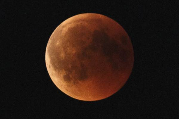 Super blood wolf moon' excites stargazers - but most Kiwis won't see