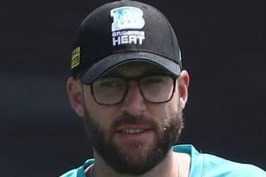 Brisbane Heat coach Daniel Vettori had more sympathy with the match officials.