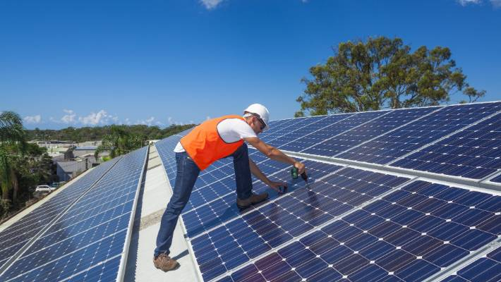 Council starts solar panel initiative | Stuff co nz