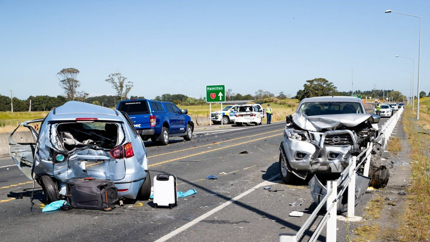 Sudden impact: Distracted driver pleads guilty to causing 'horrific' fatal crash