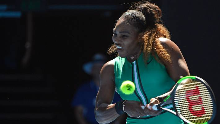 Serena relentlessly marches on as Osaka, Svitolina survive scares