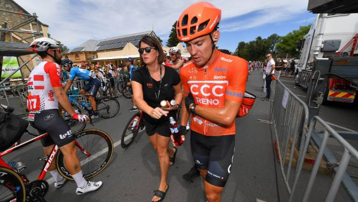 7e021ed61 Injury forces Patrick Bevin out of Cadel Evans Great Ocean Road Race ...