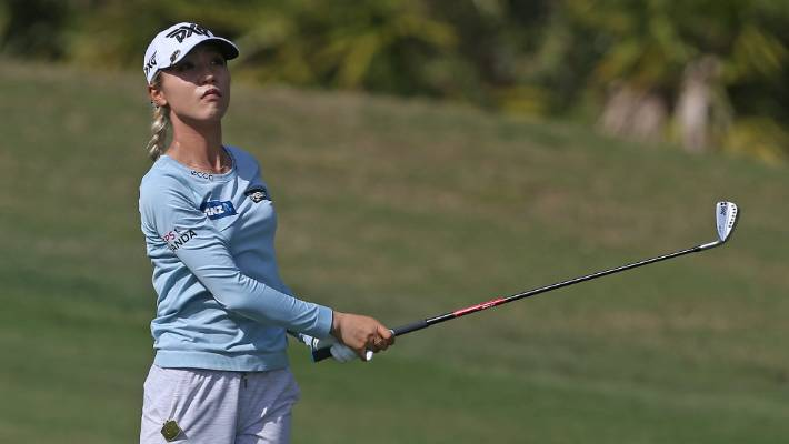 Brooke Henderson drops a few spots in final round