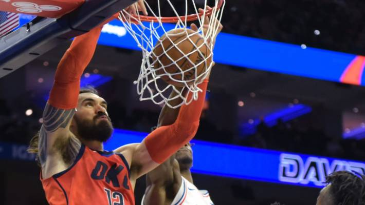 George leads Thunder to another win against Sixers