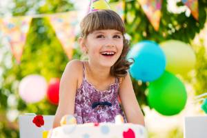 Birthday parties aren't just expensive for the birthday family, they're expensive for guests, too.