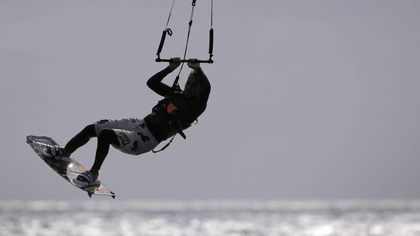 Tauranga kitesurfing victim a 'stunning' father and teacher