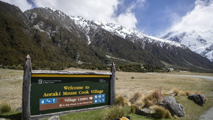 Hunters and recreational groups are worried that a new plan for Aoraki/Mt Cook National Park could sideline them in favour of tourism. (File)