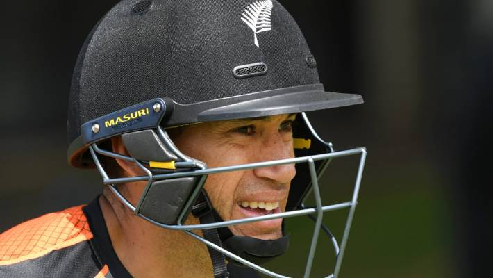 After batting in the Napier nets Ross Taylor pronounced himself fit to play India after suffering a double dislocation of a finger against Sri Lanka.