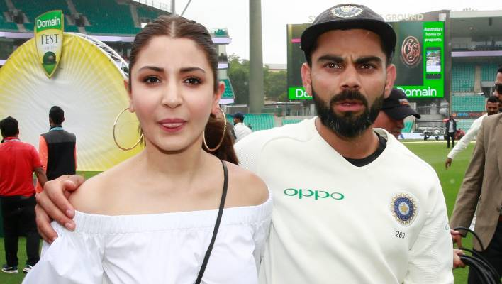 Indian captain Virat Kohli and wife Anushka Sharma are in New Zealand for the next three weeks