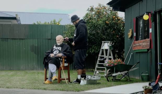 The Museum is the sixth episode of The Barber, a documentary series about a man and his community in Flaxmere, Hastings.