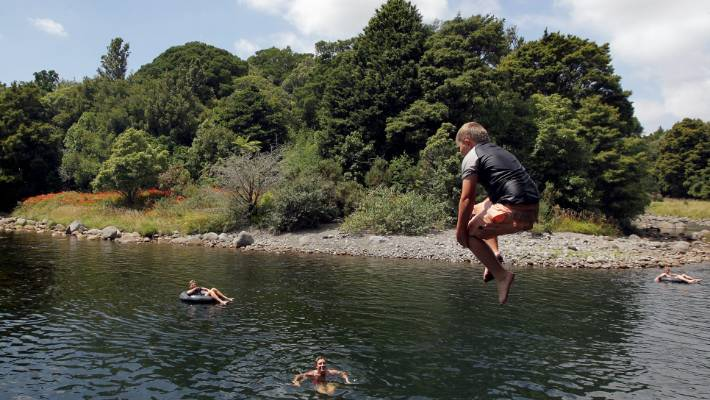 Habitual dirty water offenders dampen swimmers' summer | Stuff co nz
