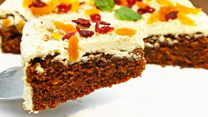 Carrot Cake S Secret Weapon It S That Cream Cheese Icing Stuff Co Nz