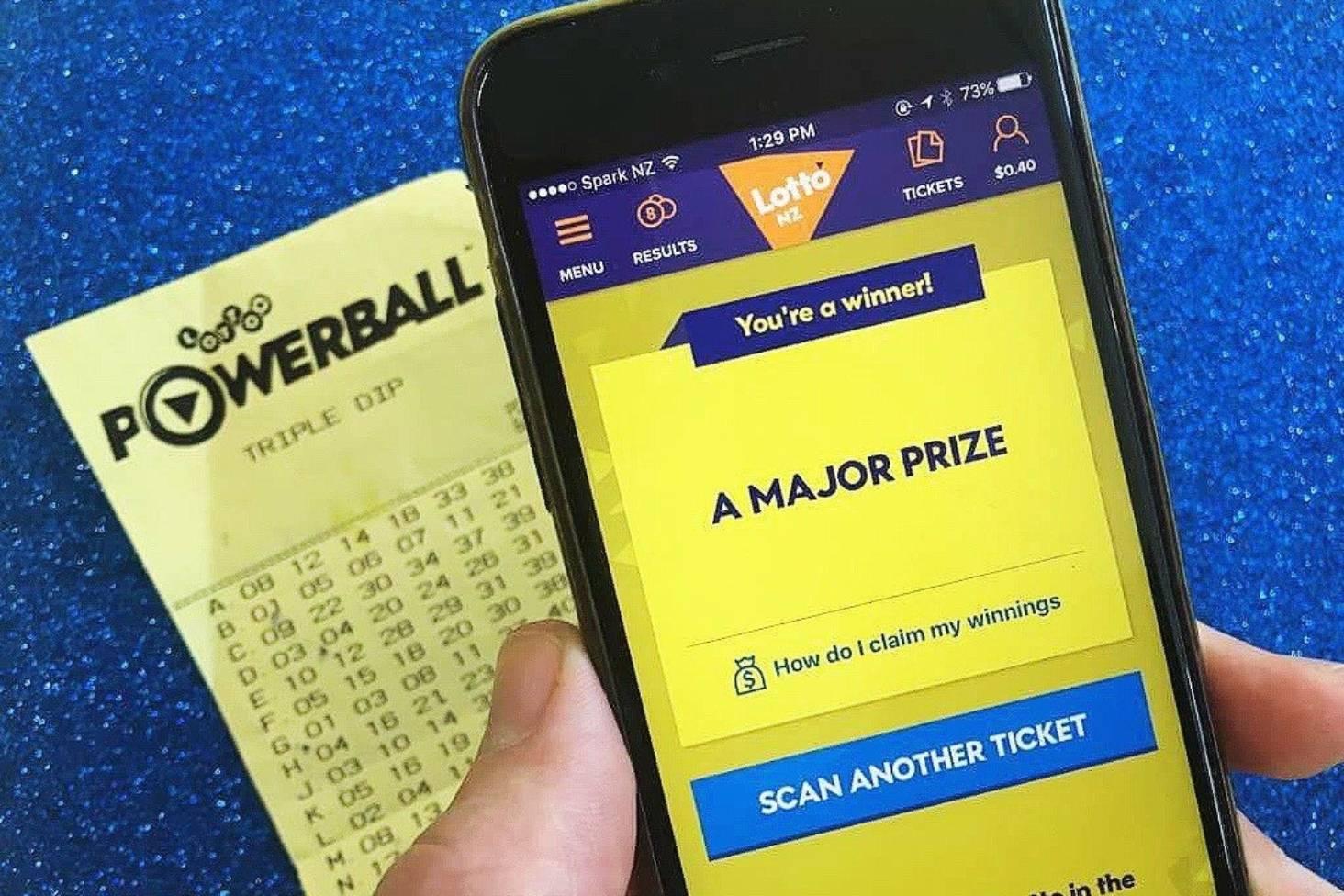 South Taranaki $500,000 Lotto winner wants to buy a house