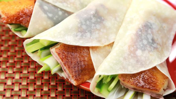 Where Can I Get Awesome Peking Duck Pancakes Stuff Co Nz