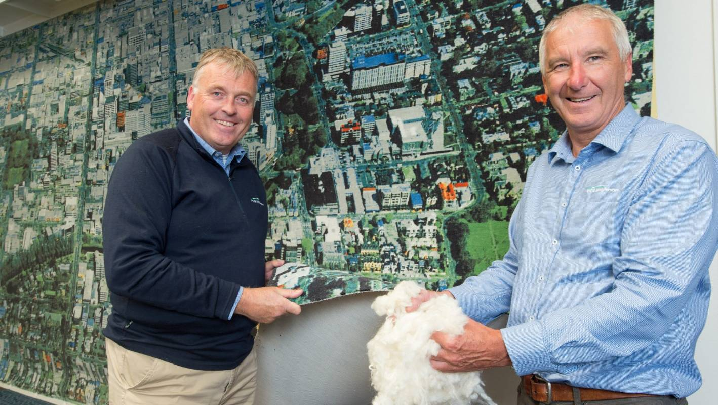 New Zealand Wool Making The Difference For Innovative