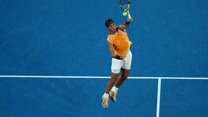 d3d130357cfdef Rafael Nadal tears apart Stefanos Tsitsipas in Australian Open semi ...