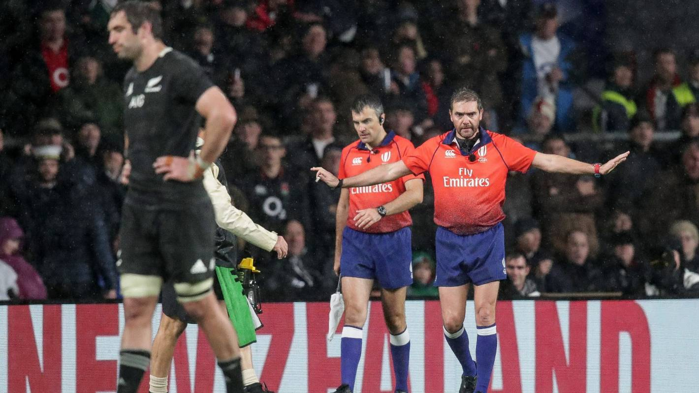 World Rugby Discreetly Changes Offside Rule Which Cost England Win Against All Blacks Stuff Co Nz