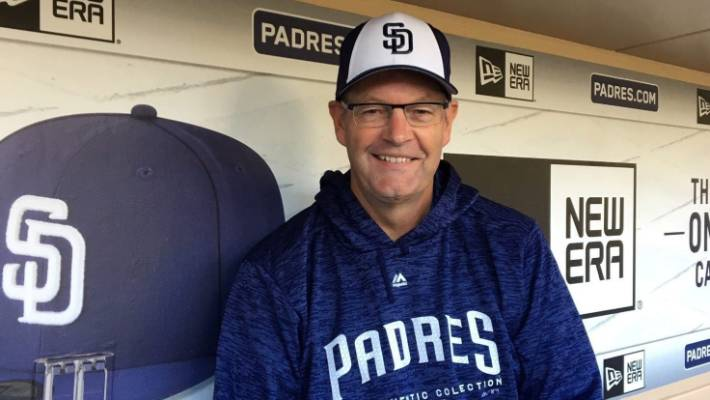 c3ee1bfb38a58a Former New Zealand Black Sox coach Don Tricker is director of player health  and performance at