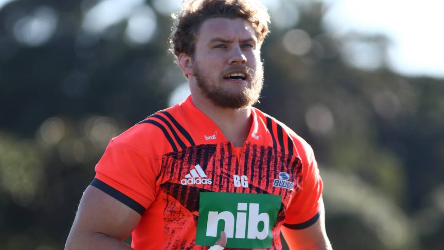 Super Rugby: Blake Gibson is back when Blues makes seven changes to Brumbies
