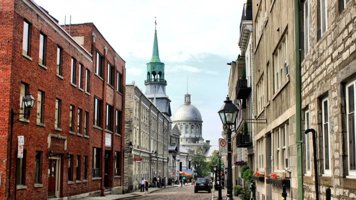 Montreal is one of North America's oldest cities.