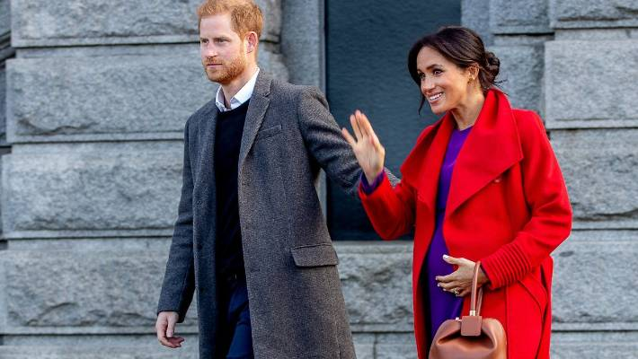 Rumors About Meghan Markle And Prince Harry's Marriage