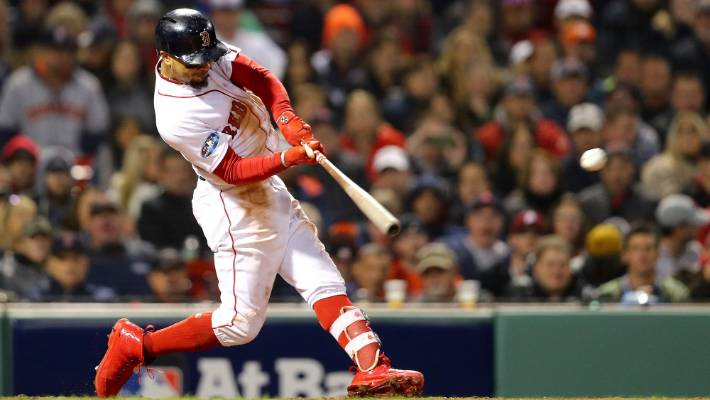 Mookie Betts is skipping Red Sox's trip to the White House