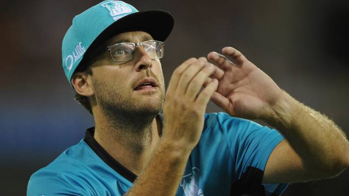 Daniel Vettori, pictured in his last game season by Heat Brisbane in 2015, will not coach the team next year.
