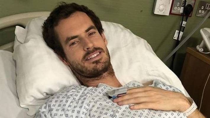 Andy Murray: Tennis star has hip operation
