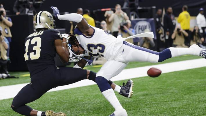 e44a840a3ec LA Rams  Nickell Robey-Coleman says he got death threats from Saints fans