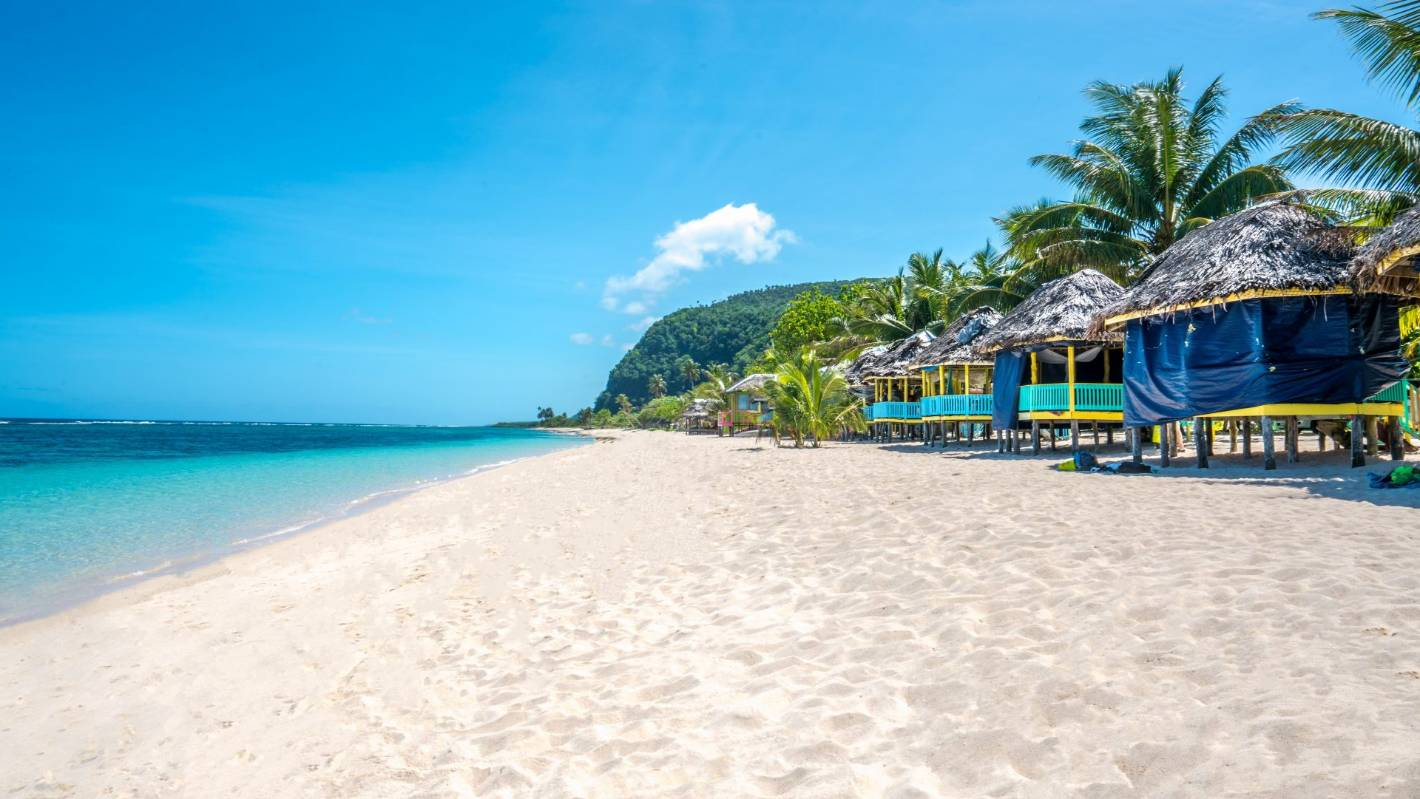 Stuff S Monday Escape The Secret To A Tropical Beachfront