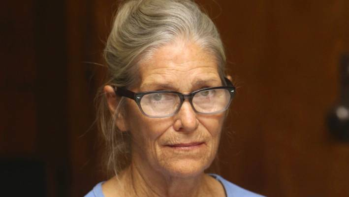 Parole again recommended for Manson follower Van Houten
