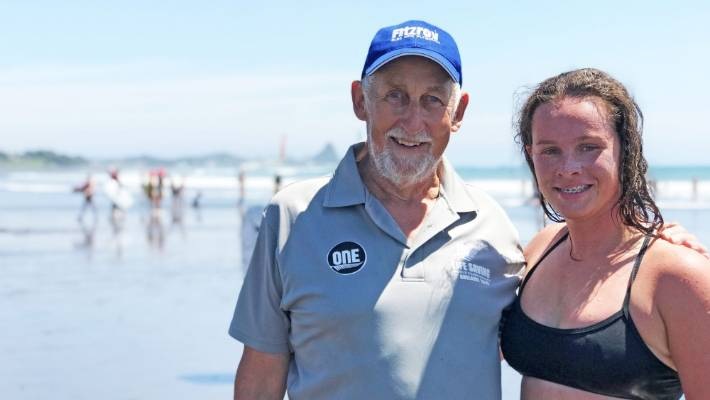 Surf Lifesaving New Zealand president Brian Velvin said there could have been fatalities at Fitzroy Beach on Thursday if volunteer lifeguards like Fraser didn't happen to be there.