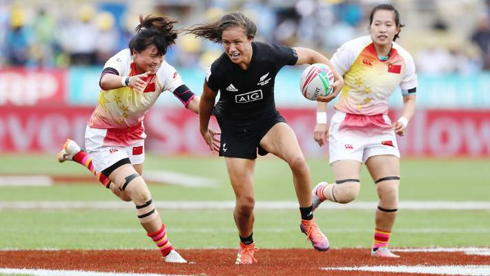 New Zealand defeat United States for Sydney Sevens glory