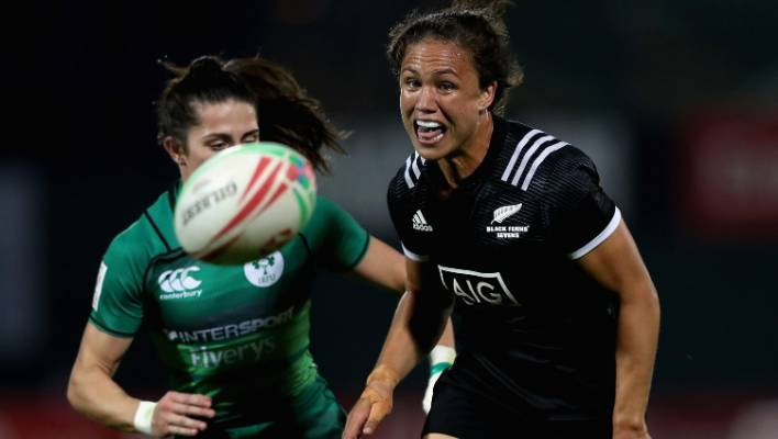 Aussie women fall to Kiwis in 7s final