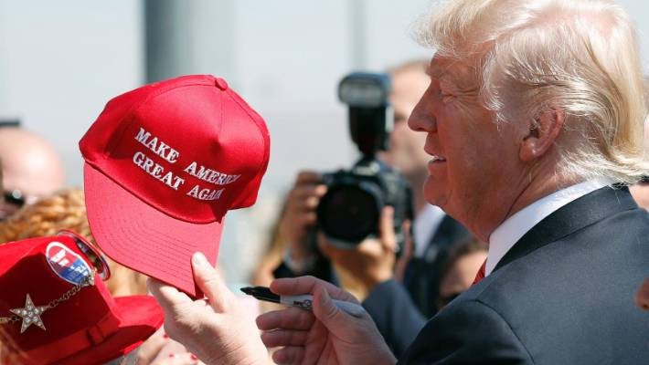 Bay Area Restaurant Bans MAGA Hats