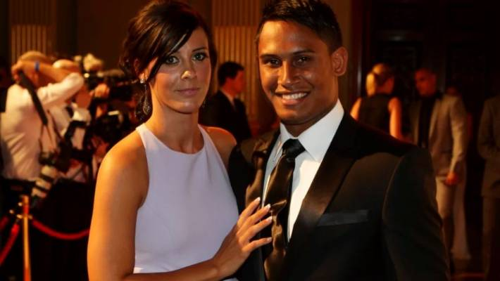 Ben Barba rubbed out of NRL over altercation with partner