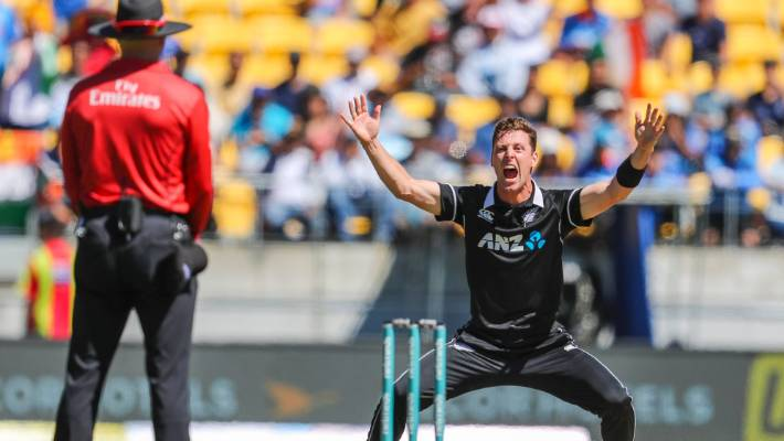 Martin Guptill ruled out of T20I series against India; replacement announced