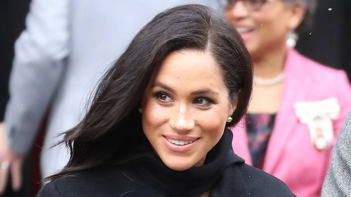 'Nerves' could be why Meghan Markle's avoiding post-birth photocall