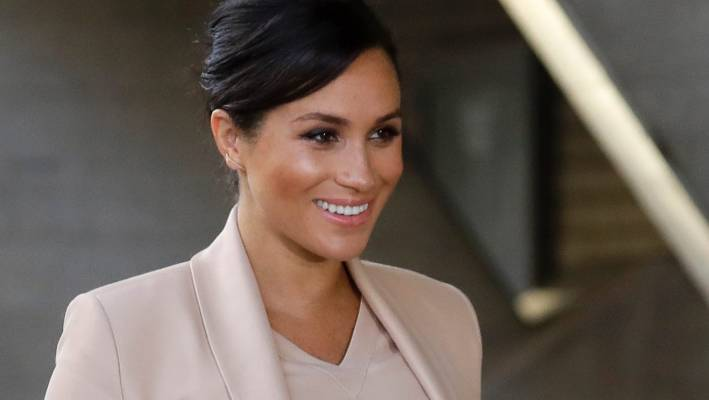 Megan, the Duchess of Sussex, is being harassed, says her friend George Clooney.
